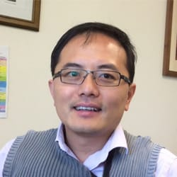 Dr Chan Feng Lin